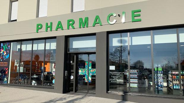 Pharmacie Montagut